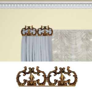 Bellagio crown-1pc-classic